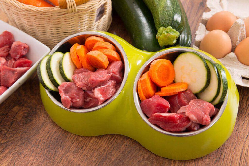 Натуральное питание орегон-рекса